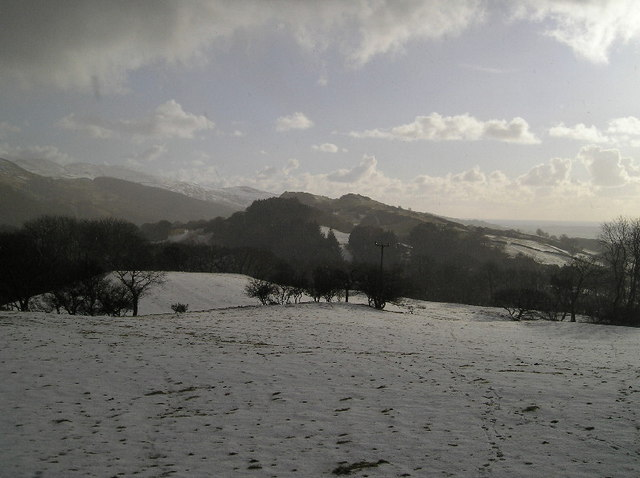 Llandecwyn winter 06