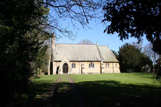 Church of the Ascension, Melton Ross, Lincs.