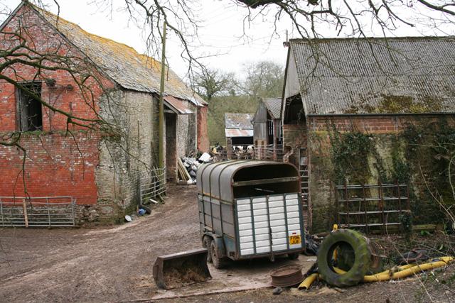 Kentisbeare: Allhallows Farm