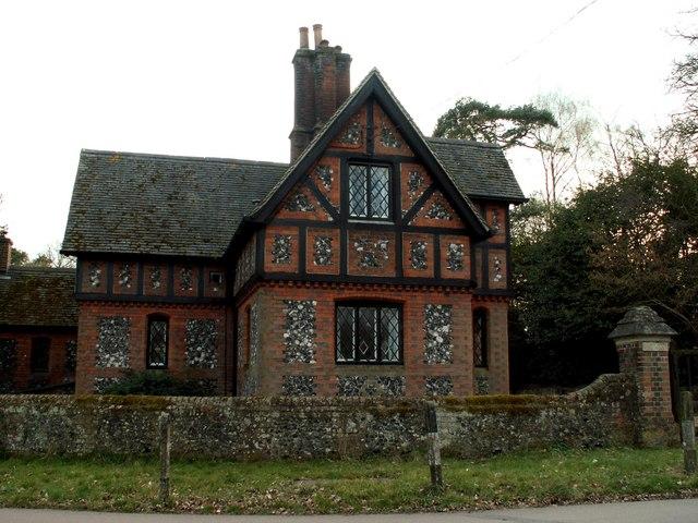 East Lodge, nr.Great Hallingbury, Essex