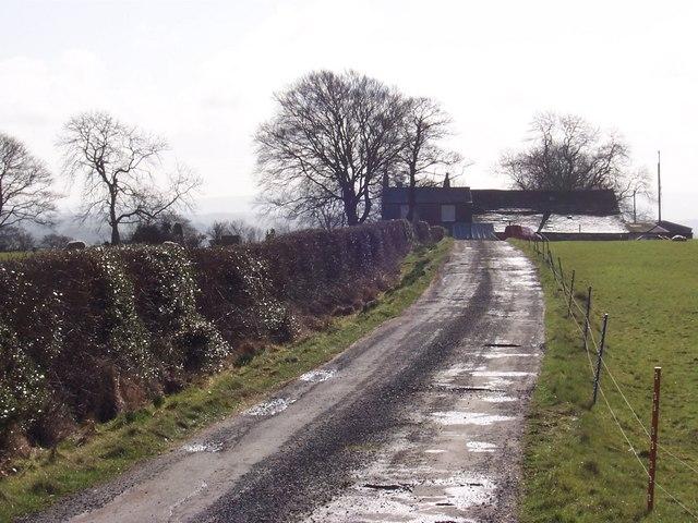 Tewit Hall Farm
