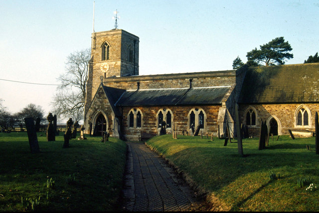 Sibbertoft Church