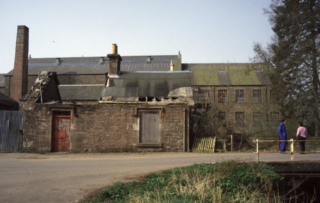 Ashgrove Works, Rattray