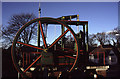 SK5219 : Beam engine, Loughborough University by Chris Allen