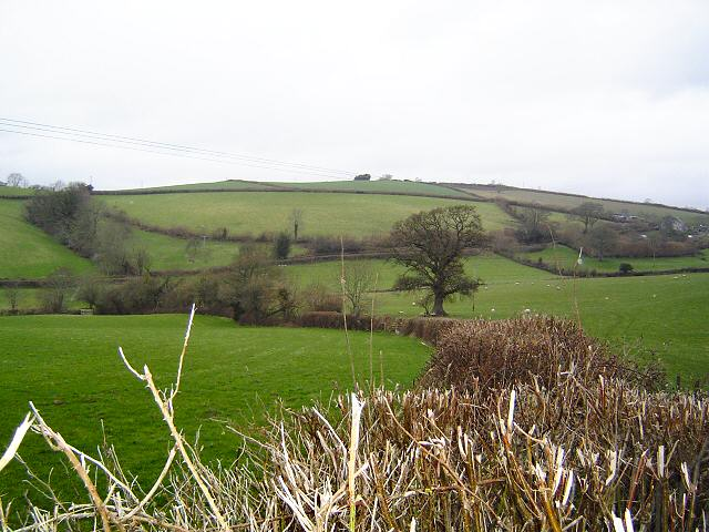 East of Baddaford - South Devon