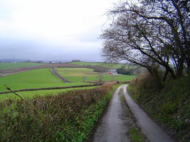 Between Penn and Parkfield - South Devon