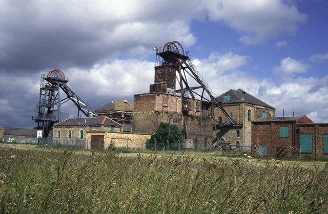 Woodhorn Colliery, Ashington