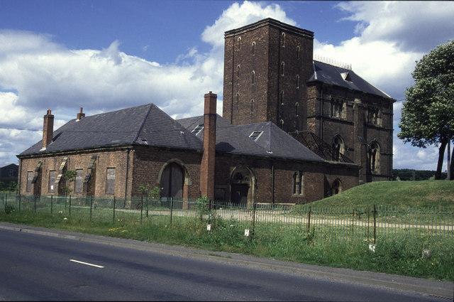 Dalton Pumping station