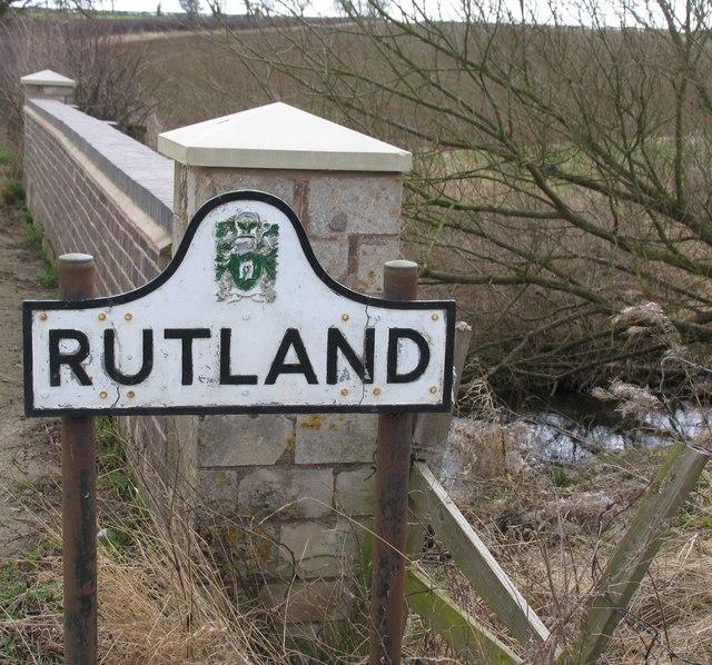 Rutland Sign