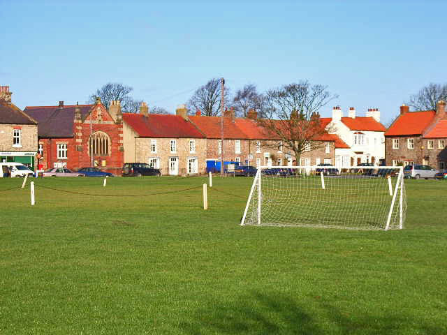 Scorton Village Green