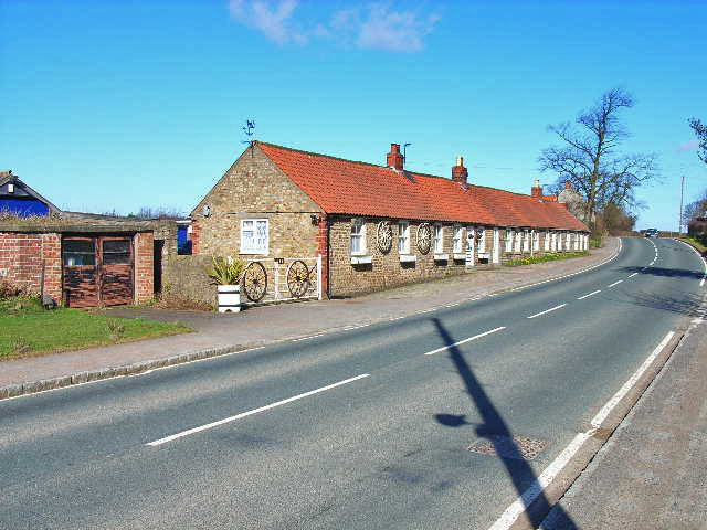Cottages at Bolton-on-Swale
