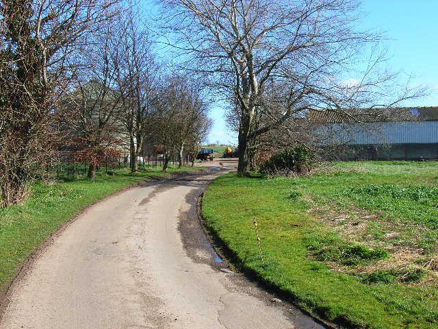 Whitwell Farm, near Bolton-on-Swale