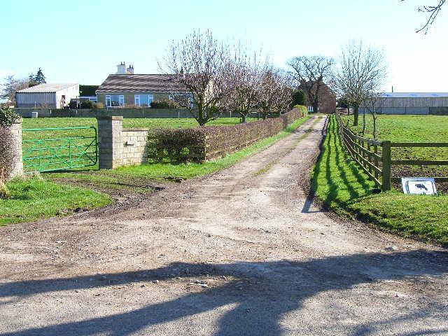 Brockholme Farm, near Streetlam, North Yorkshire
