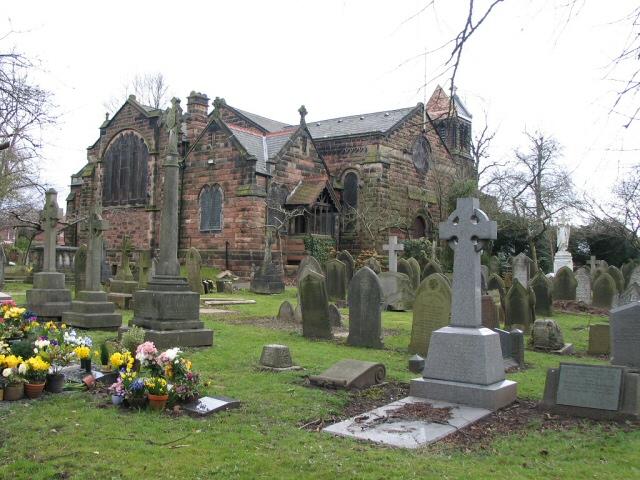 Christ Church, Timperley