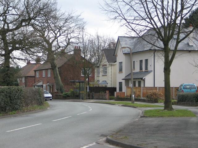 Ash Lane Bus Shelter