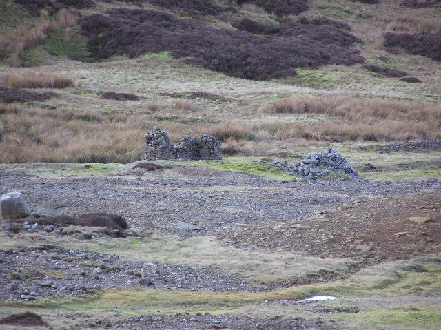 Whitaside Moor Lead Mine