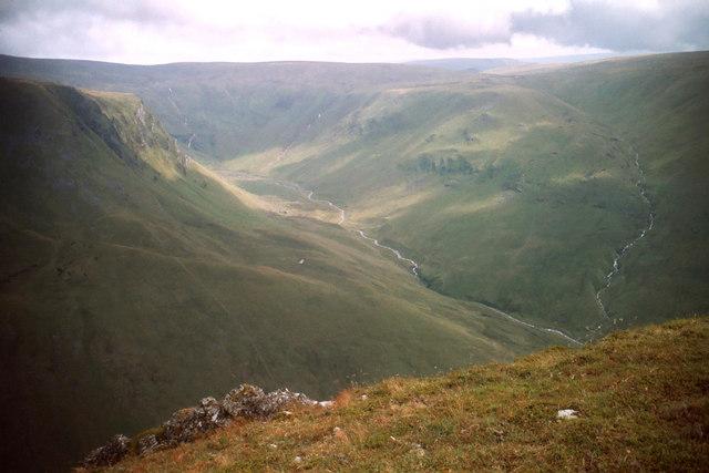 Caenlochan Glen