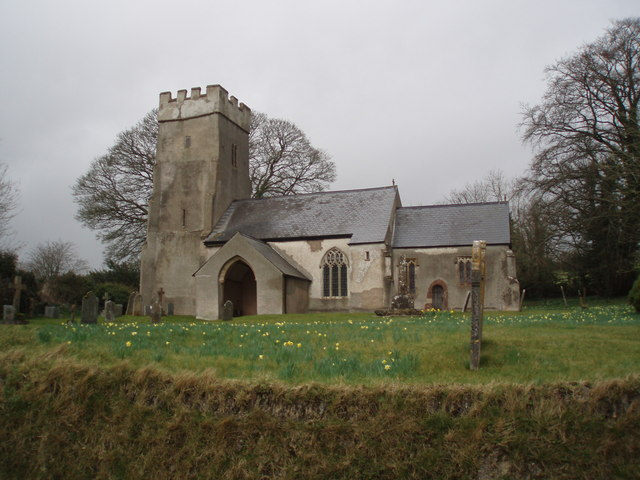 Church of St. Mary Magdalene, Clatworthy