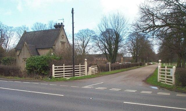 Main Gates Lodge
