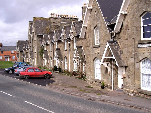 Cookson Terrace, Lydney