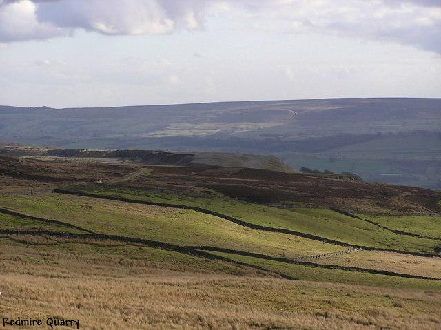 Redmire Moor