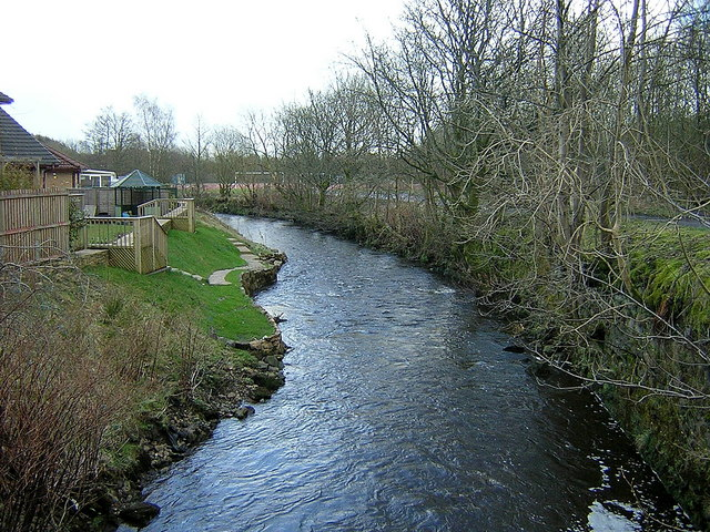 Glazert Water, Lennoxtown