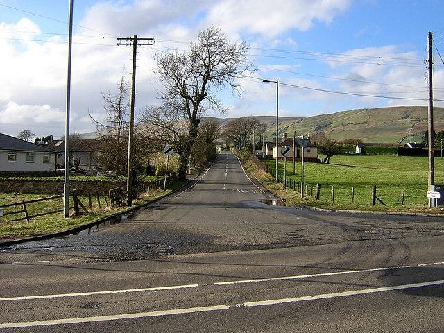 Antermony Road