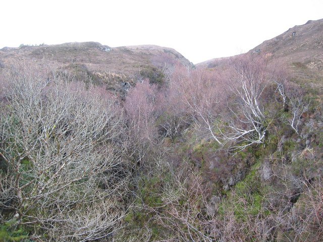 Gorge of the Allt Darach