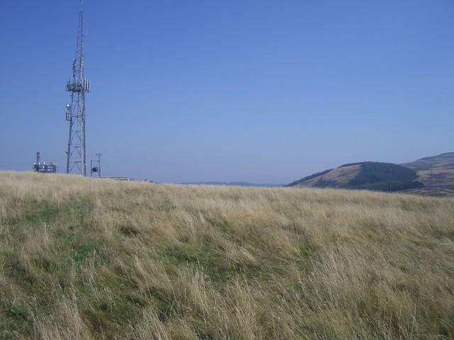 Transmitter, Warklaw Hill