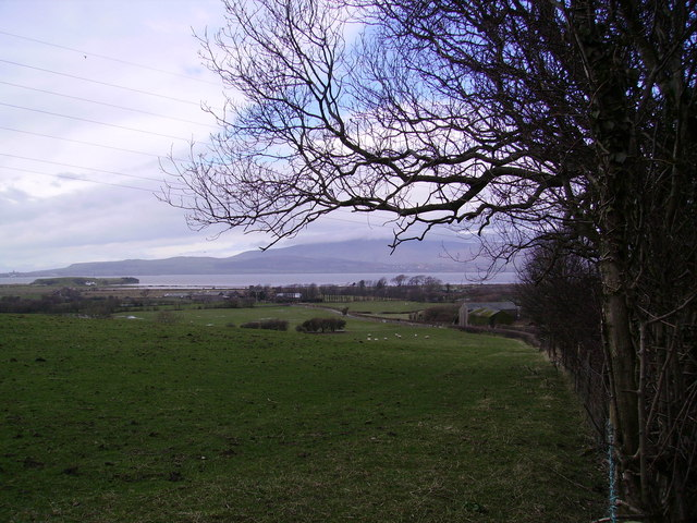 Looking Across the Duddon