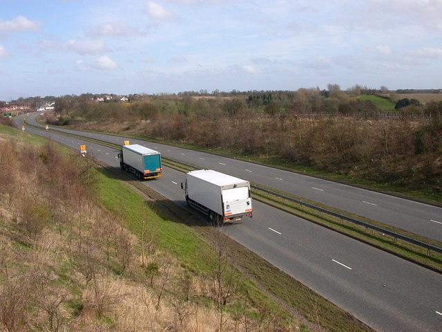 Lutterworth - Moorbarns Lane
