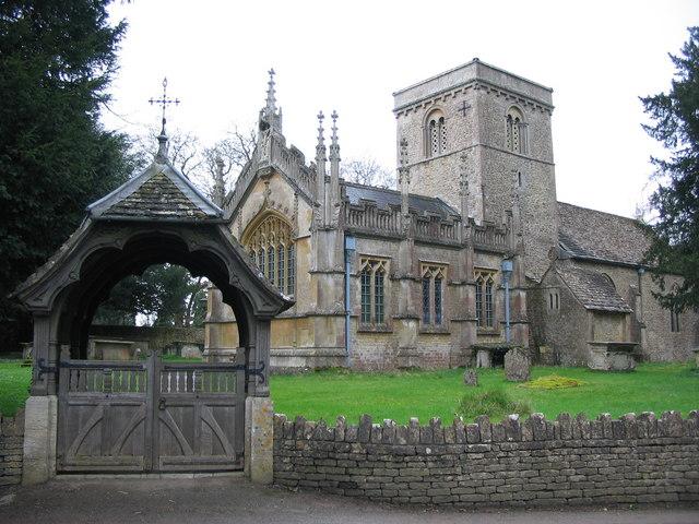 St. Giles, Stanton St. Quintin