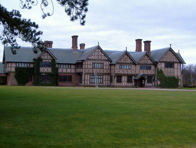 Broxton Old Hall
