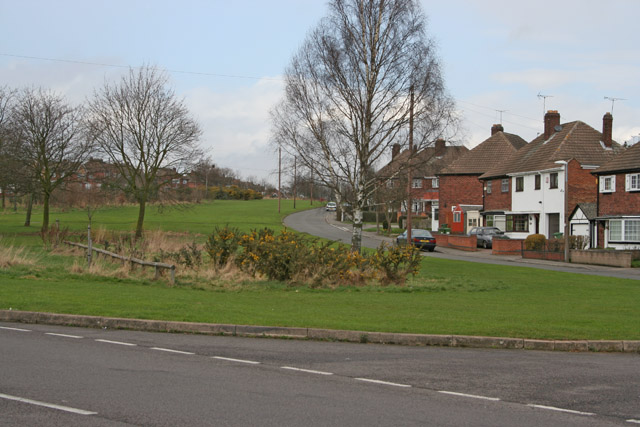 The Kingsway, Braunstone, Leicester