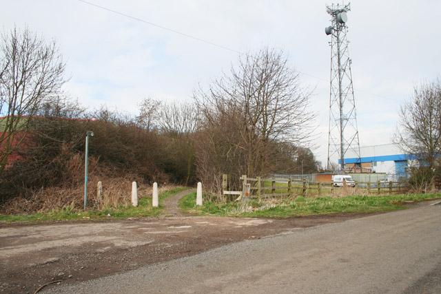 Meridian Business Park near Braunstone, Leicester