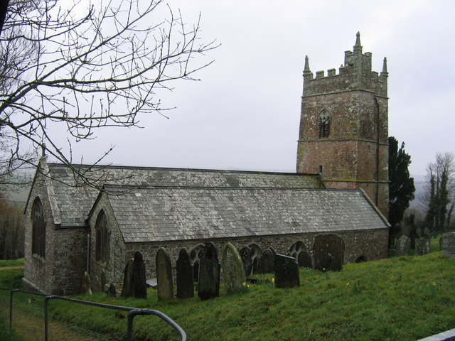 St Anne's Church, Whitstone