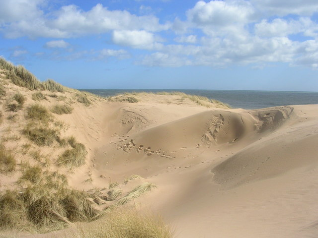 Dunes at Millden Links