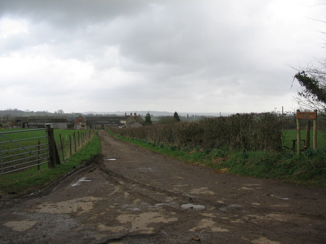 Whitelands Farm