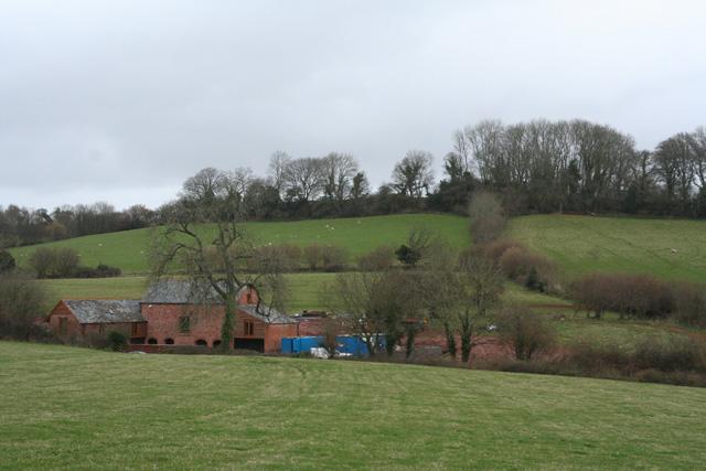 Lydeard St Lawrence: Dyer�s Barn