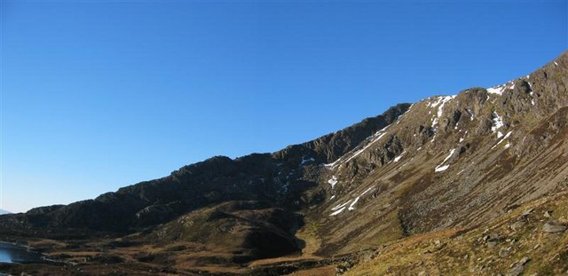South-East Ridge - Moel Siabod