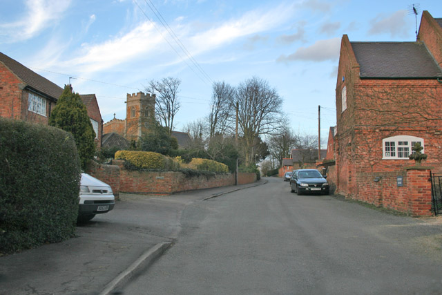 Main Street, Rotherby near Melton Mowbray