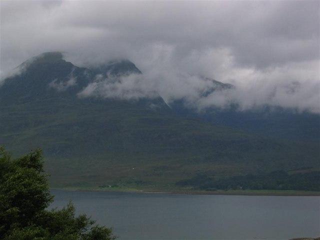 Mist over Coir nan Laogh, Beinn Alligin