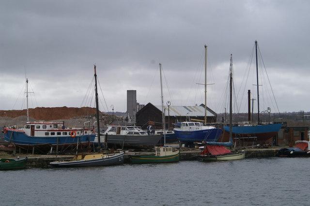 Nobbies in the dock