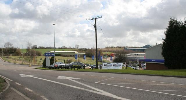 Leicester Road Industrial Estate, Melton Mowbray