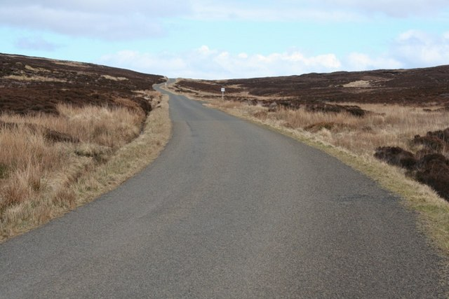 Lyde Road, Harray to Rendall parish, Orkney