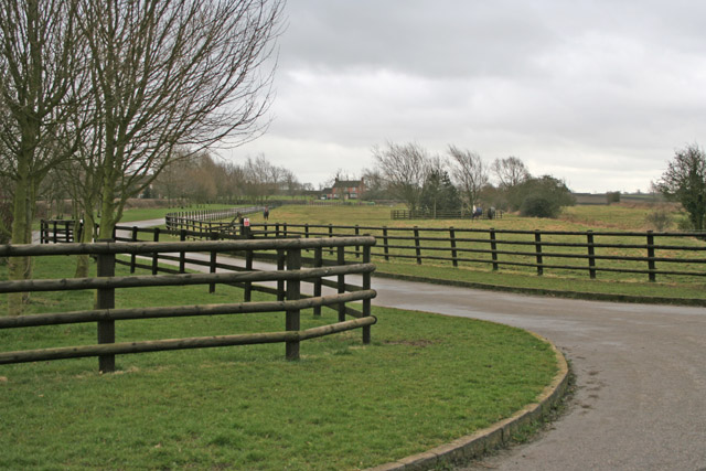 Kennels and Equestrian Centre, near Kirby Bellars