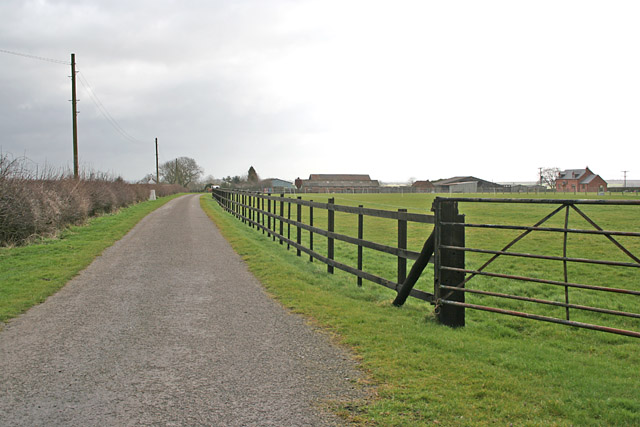 Brockleys Farm, Thorpe Satchville Road