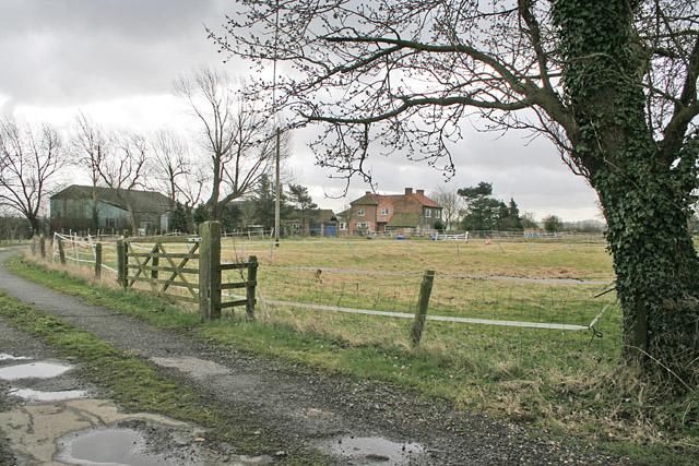 Windmill Farm,Thorpe Satchville Road