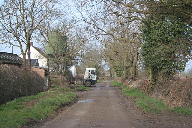 Baker's Lane, Thorpe Satchville