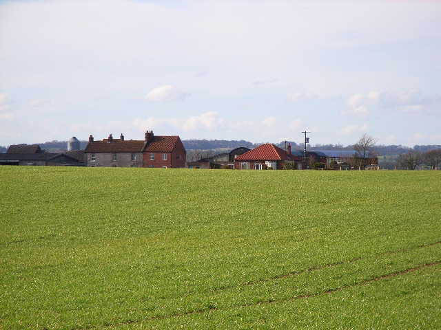 Feather Hill Farm, near Scorton